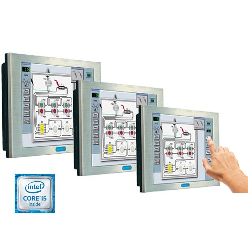 PANEL PCS TACTILES QUAYTECH